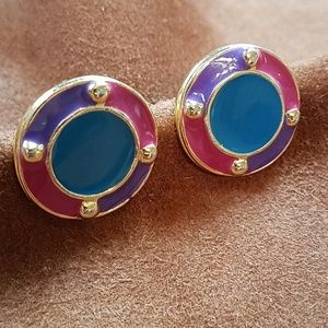 🤸♀️3 for 12🤸♂️Vintage Clip-On Earrings